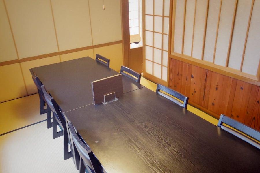 レストランけいほく-個室01