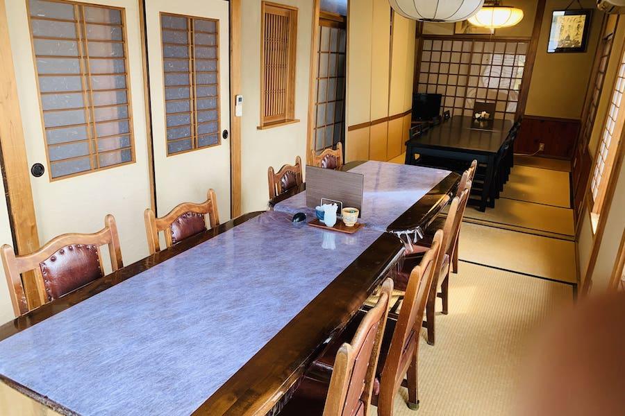 レストランけいほく-個室03