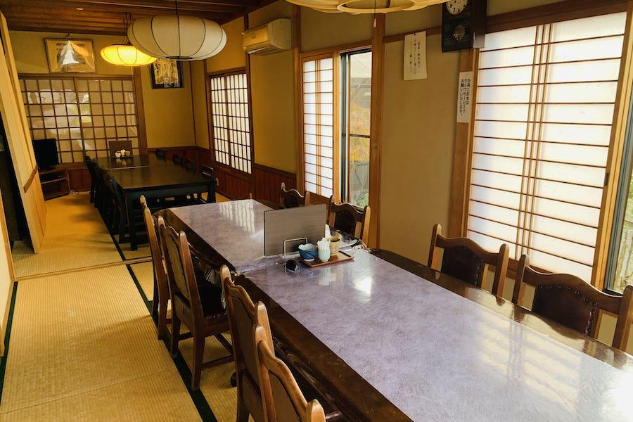 レストランけいほく-個室09